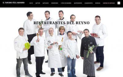 Los Restaurantes del Reyno en la web EL TURISMO FÁCIL