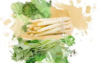 Ya estamos diseñando los menús de las Jornadas Gastronómicas Rosados y Verduras