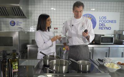 Restaurantes del Reyno y Navarra TV lanzan el programa gastronómico LOS FOGONES DEL REYNO
