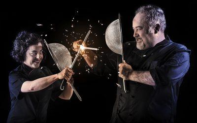 Maestros del Reyno presenta a Izaskun y Martín Iturri Huerta