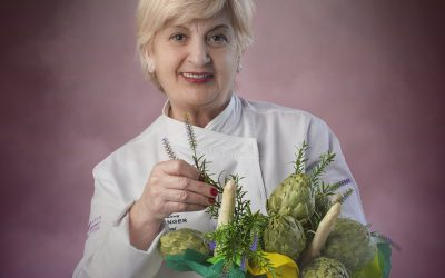 Los Maestros del Reyno presenta a la cocinera Pilar Idoate