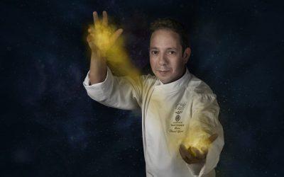 Los Maestros del Reyno presenta al cocinero David Yárnoz Martín