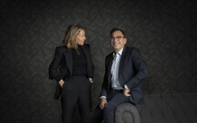 Los Maestros del Reyno presenta a Mª Pilar Vicente y Ricardo Gil