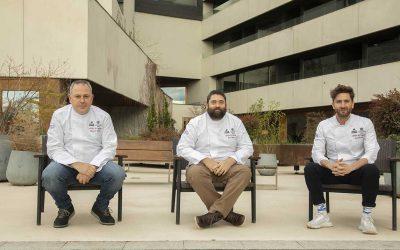 Los Restaurantes Ábaco, Bidea 2 y La Biblioteca ya son oficialmente miembros de la Asociación de Restaurantes del Reyno