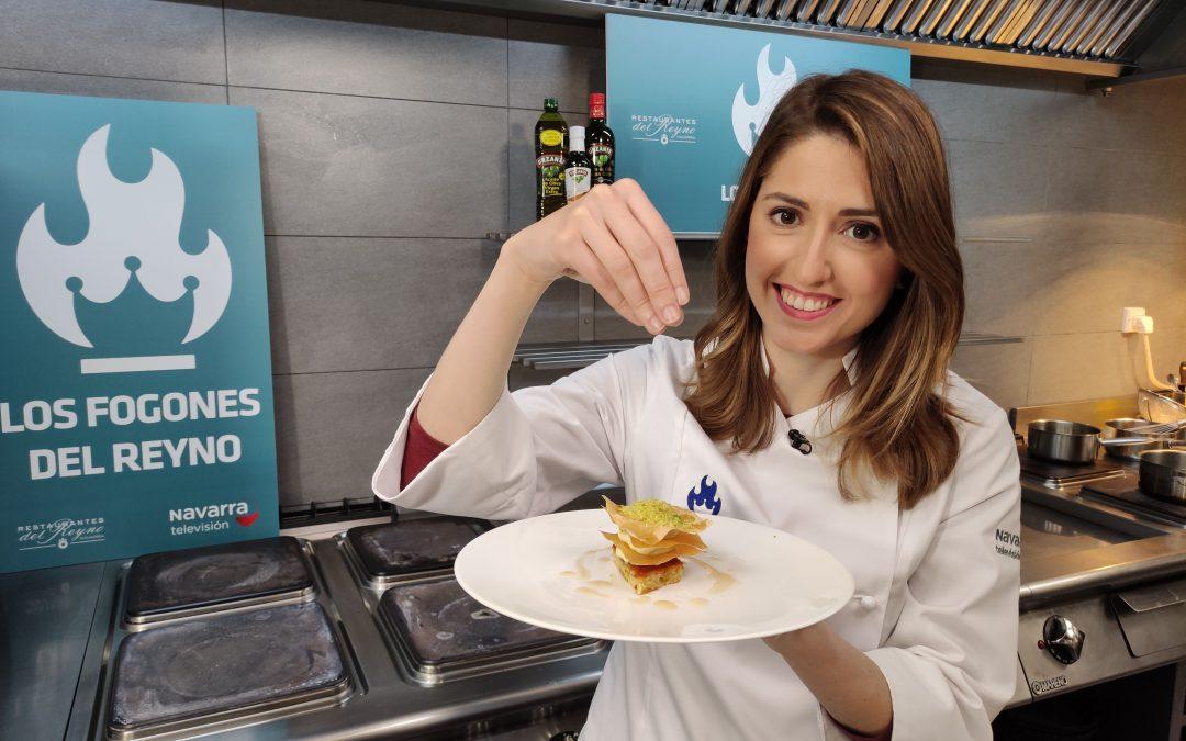 Los Restaurantes del Reyno nos descubrirán sus secretos culinarios en Los Fogones del Reyno